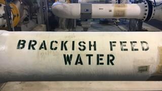 Carlsbad desalination plant