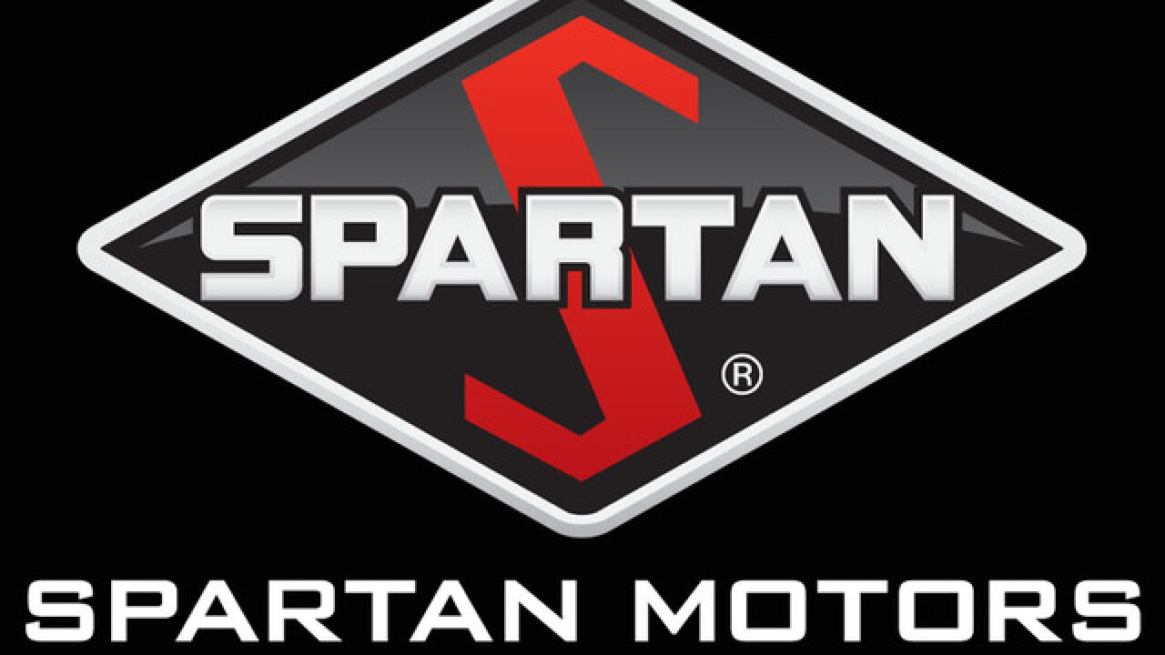 Spartan Motors gives back through Silver Bells parade TV broadcast sponsorship