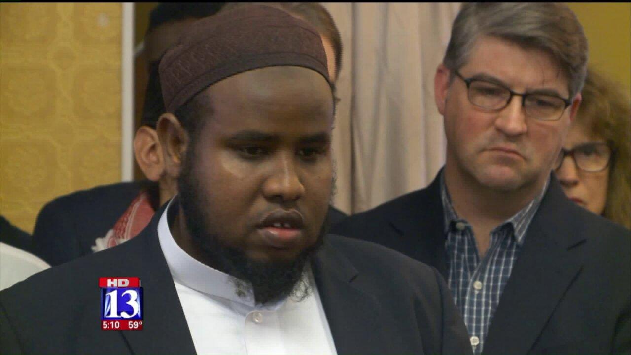 ICE responds after Utah Muslims express concern over couple's pendingdeportation