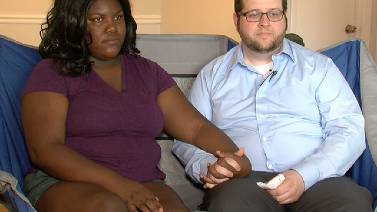 Tampa couple falls victim to moving scheme