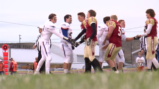 Fort Benton Great Falls Central football