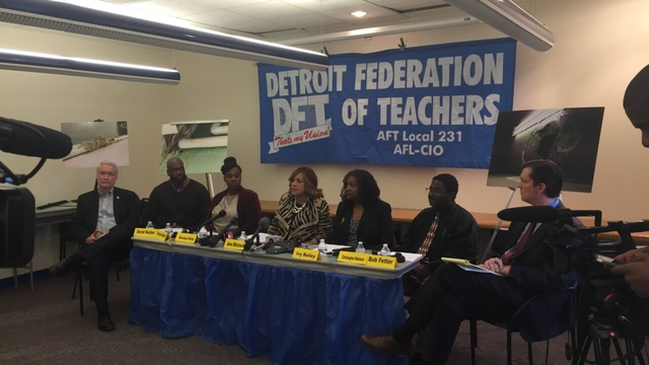 DFT files lawsuit against DPS, Darnell Earley