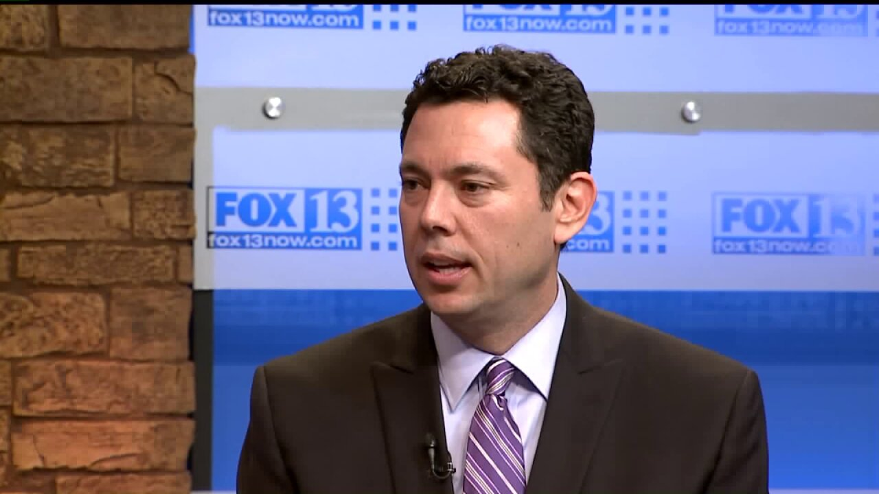 3 Questions with Bob Evans: Rep. Chaffetz on President Trump, Bears Ears andDeVos