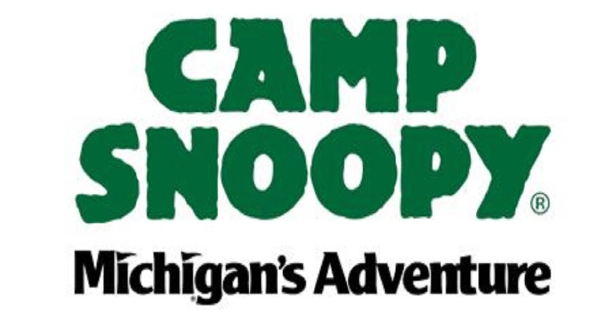 Michigan S Adventure Introduces New Camp Snoopy Area