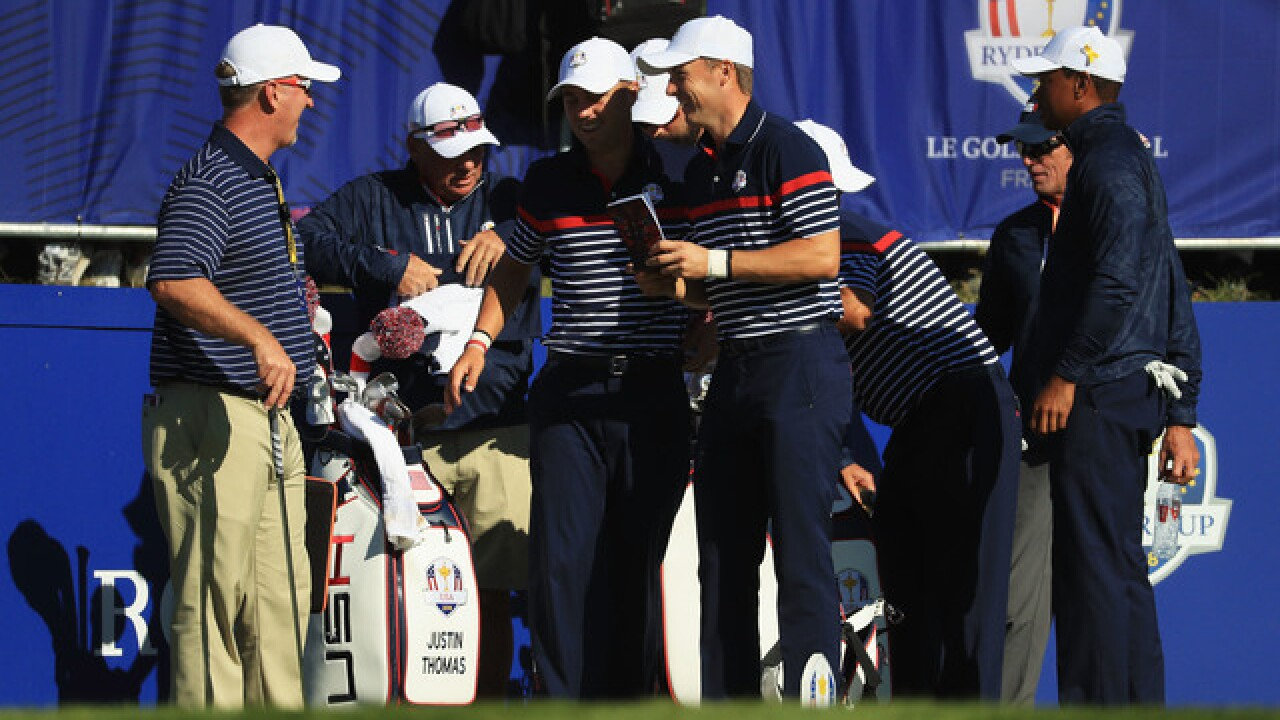 Ryder Cup starts with pressure on for everyone