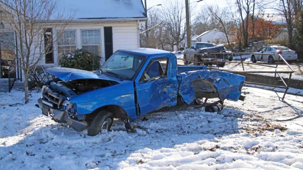 Charges Pending In Clarksville Crash; 1 Injured