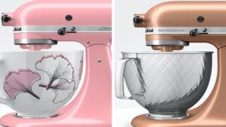 You Can Now Design Your Own KitchenAid Stand Mixer