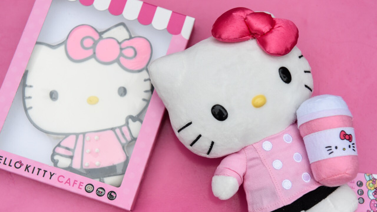 Hello Kitty Cafe Truck returns to Vegas Nov. 3
