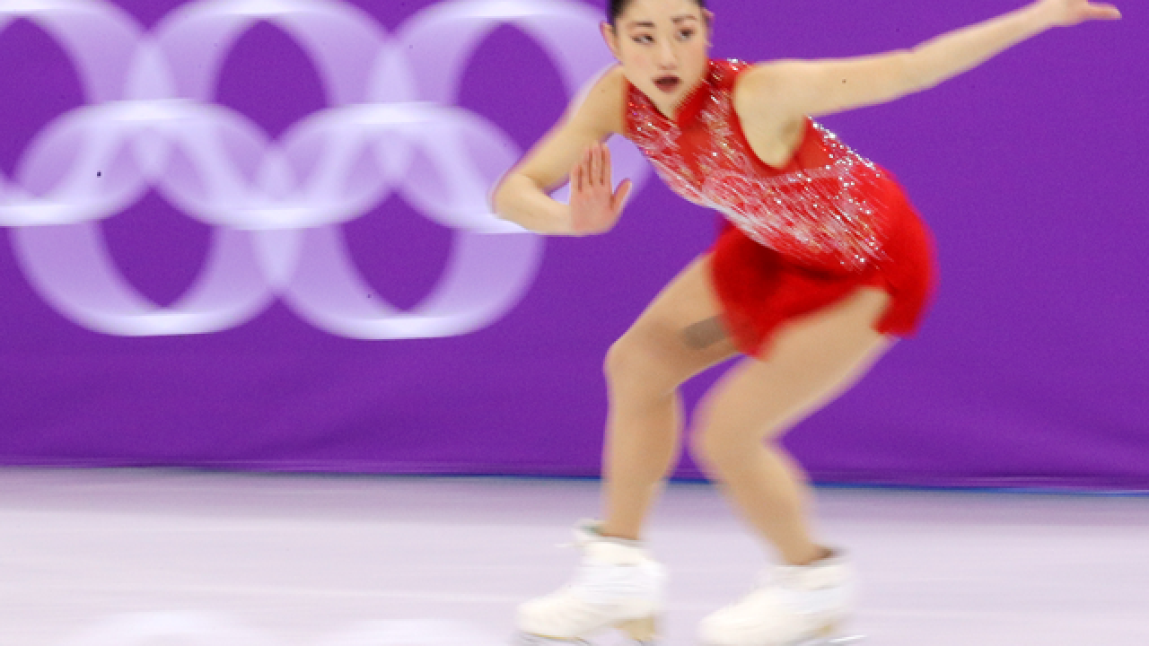 Mirai Nagasu will attempt triple axel Wednesday