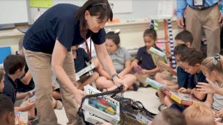 Tools for Schools: Pine Prairie