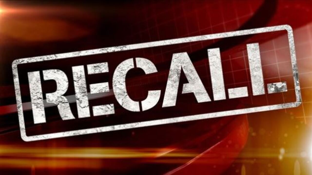 CPSC: 6 Recalls announced today