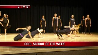 Big Budah visits Copper Mountain Middle School, Cool School of the Week