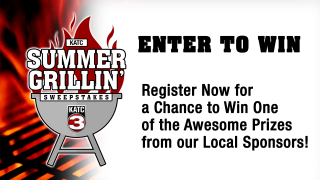 Enter KATC's 2021 Summer Grillin' Sweepstakes