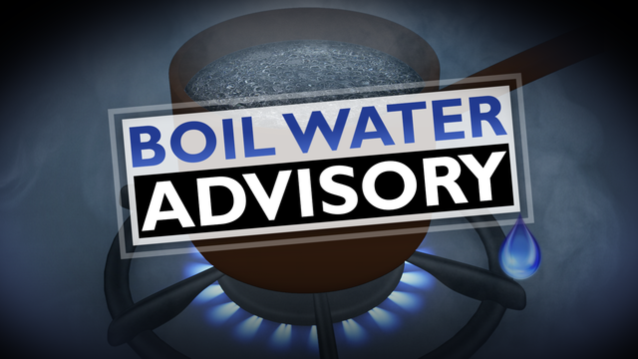 Boil water advisory issued after Punta Gorda water main break