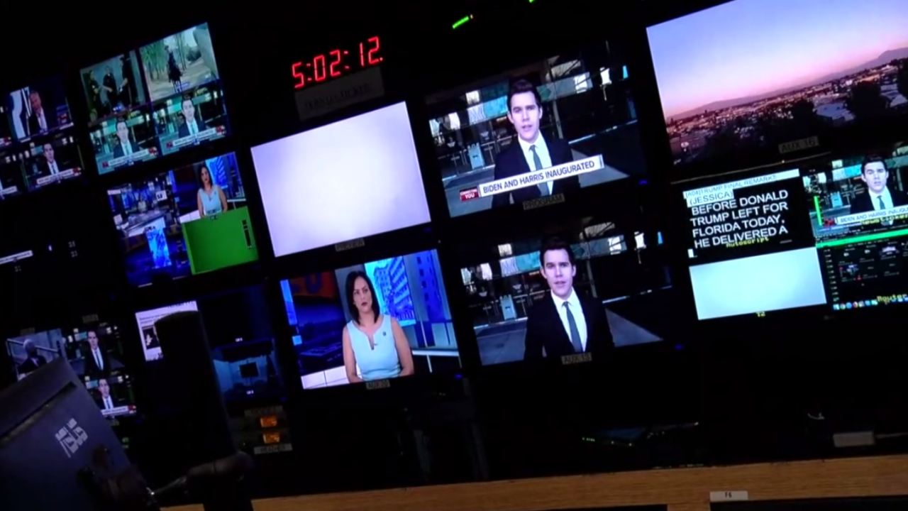 Behind the Scenes of Reporting and News Gathering