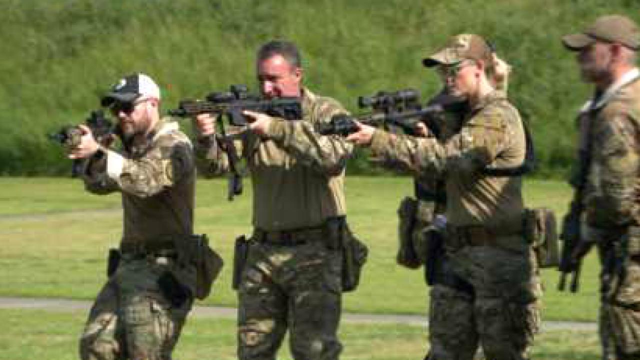An inside look into Norfolk FBI SWAT Team from one of few femaleagents