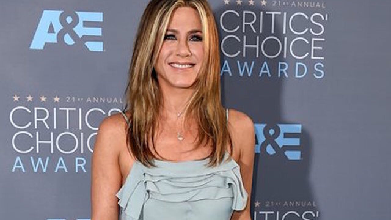 Aniston is People's Most Beautiful Woman