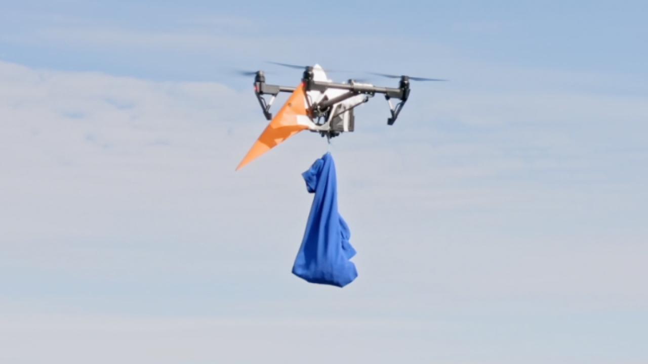 Stork drone
