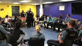 KCPD Youth Police Initiative -1