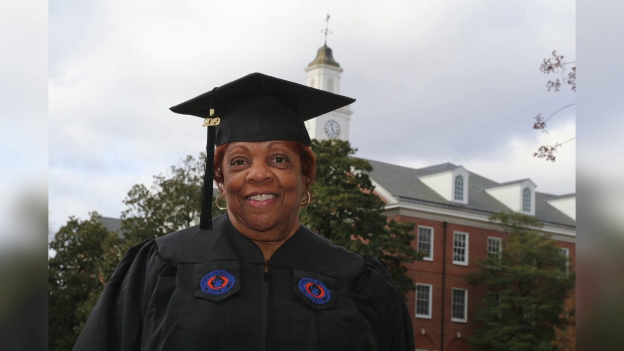 74-year-old breast cancer survivor earns collegedegree