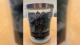 Hallmark recalls candles ahead of the holidays