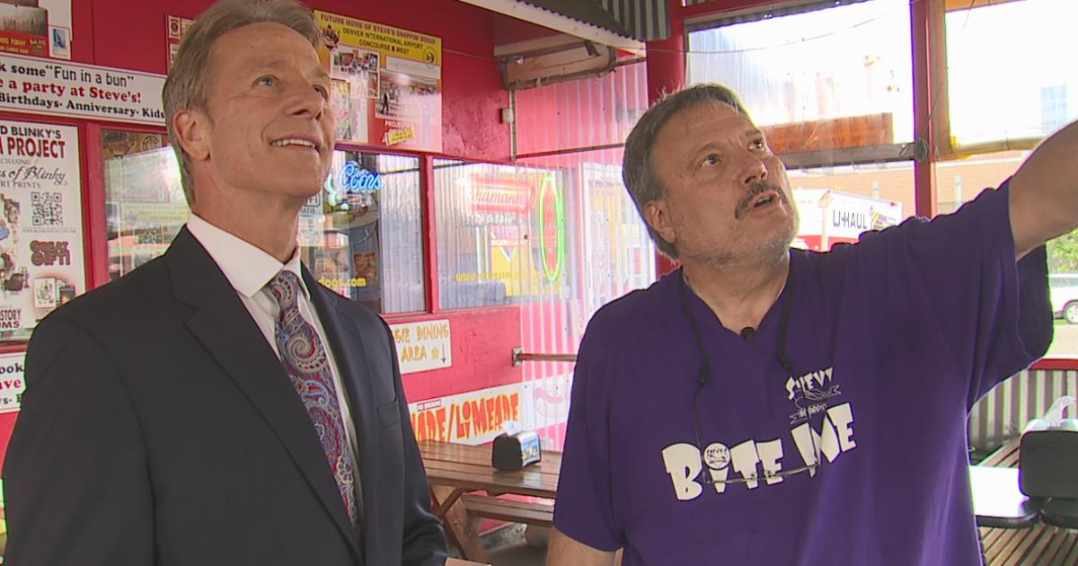 Owner of iconic Denver hot dog restaurant beats cancer