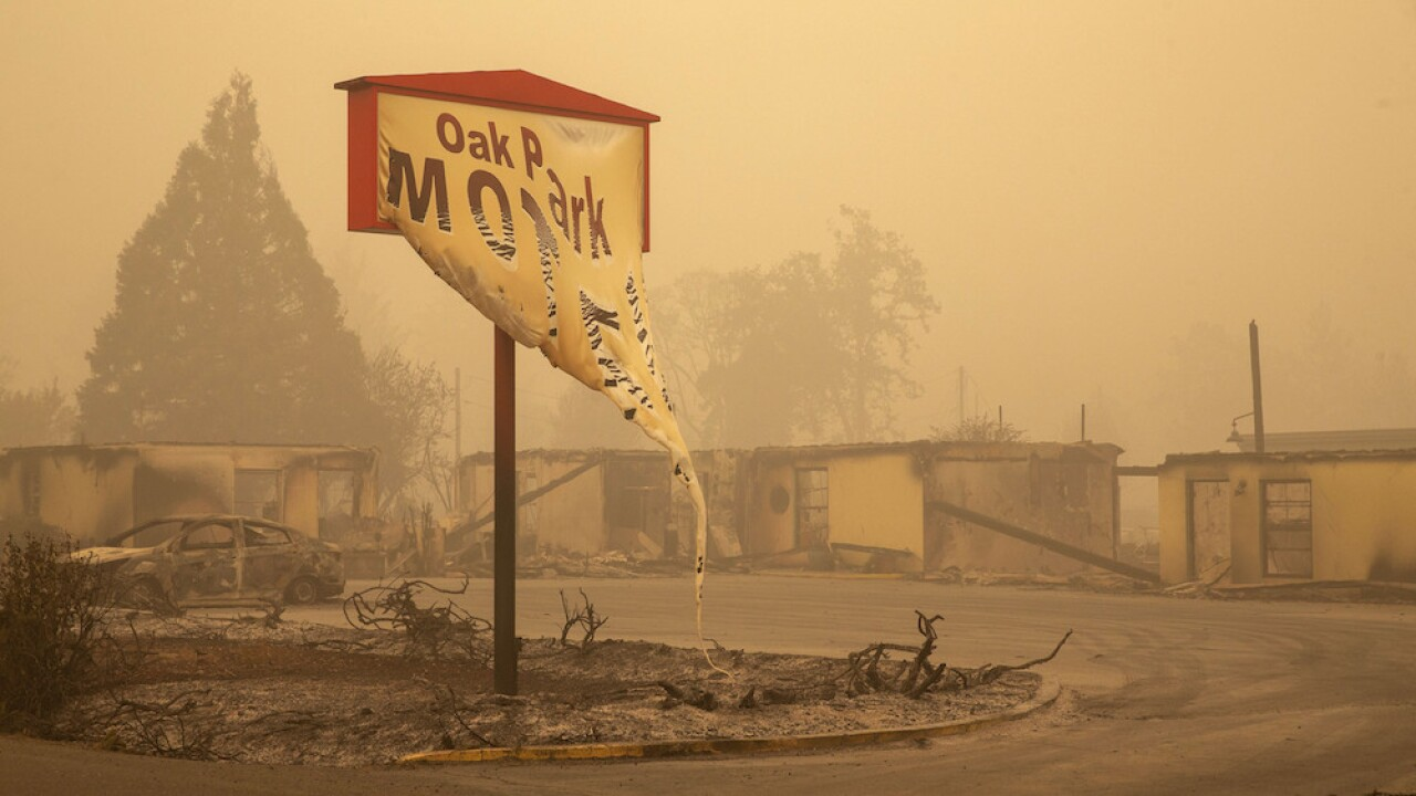 Death toll in West Coast wildfires reaches 35, officials worried about winds
