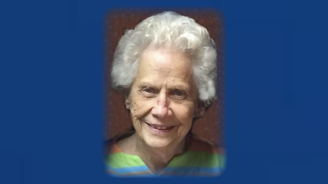 Joan Grogan Goodell October 13, 1928 - October 9, 2021