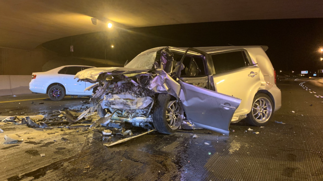 Las Vegas law enforcement, traffic safety experts issue warning about wrong-way drivers
