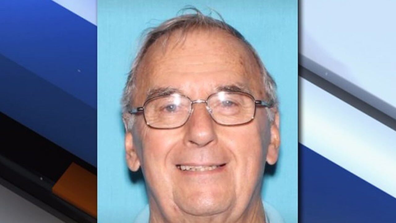 Silver Alert issued for missing 82-year-old man from Pasco County
