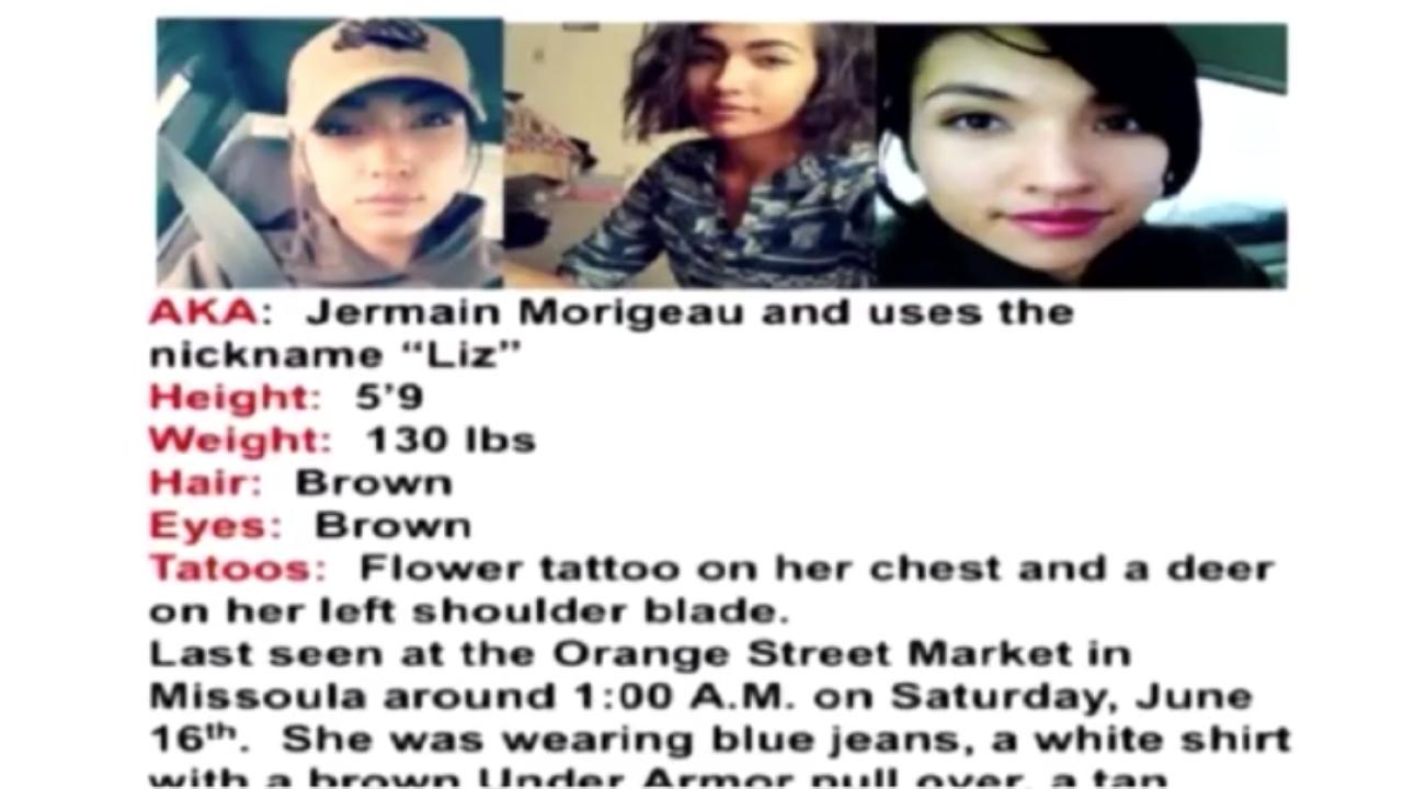Missing Jermain Char