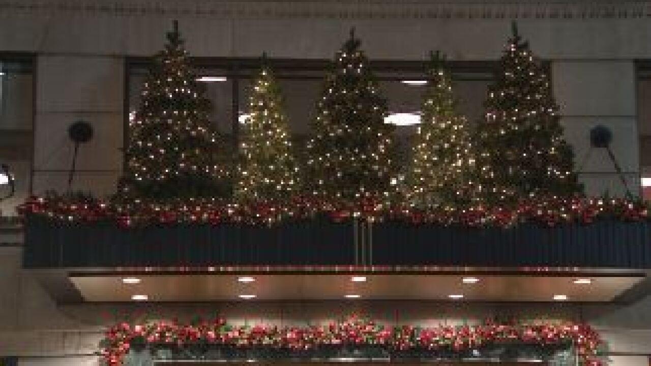 Downtown Christmas Lights 2018