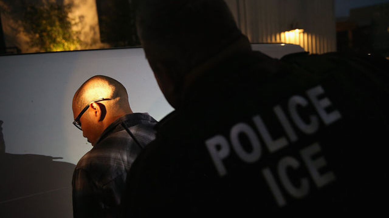 Homeland Security formally opening office for victims of immigrant crime