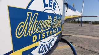 Photos: New mosquito control helicopters