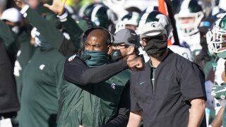 Spartans riding momentum heading into game at winless Iowa