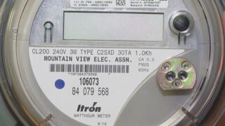 Mountain View Electric Meter