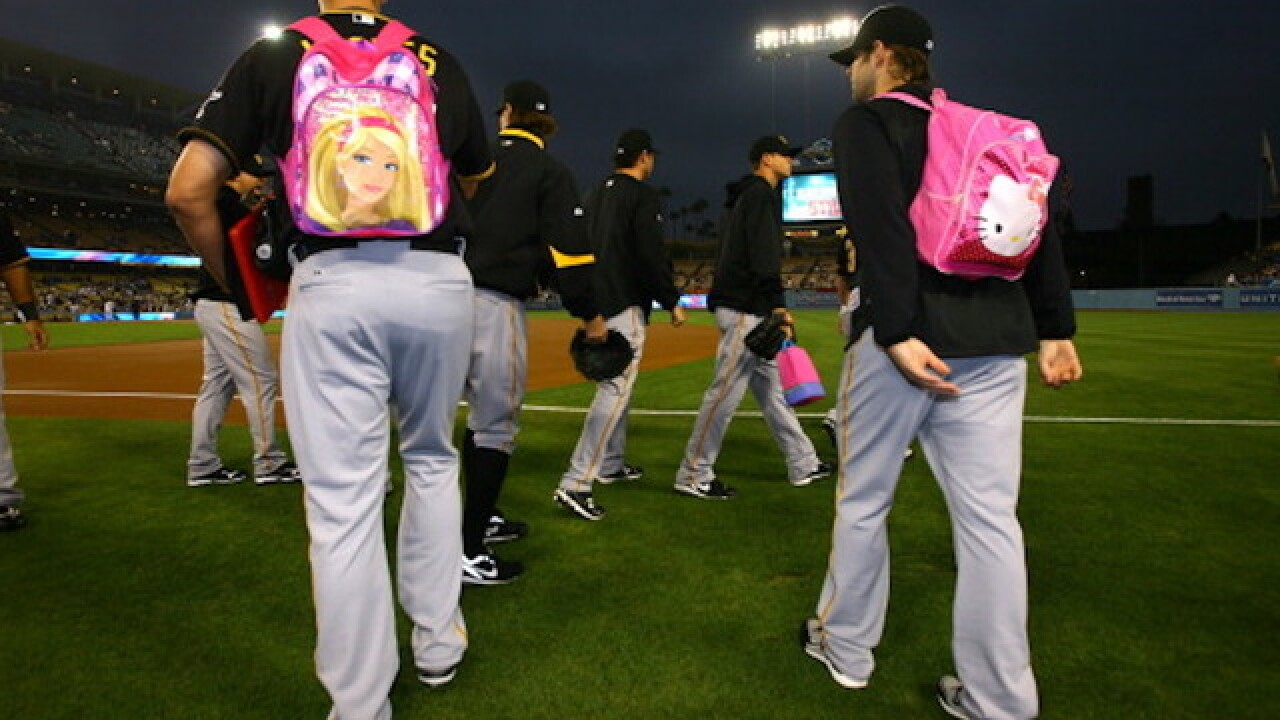 Baseball to do away with some rookie hazing next season