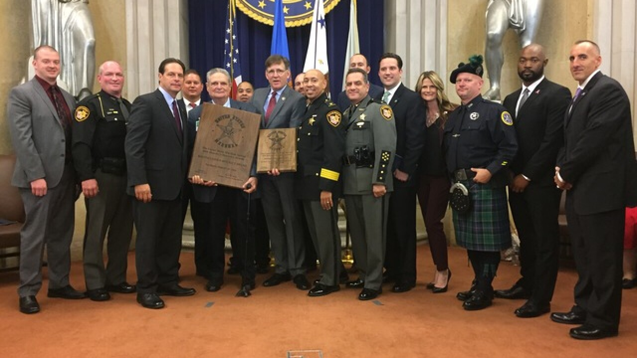 Local U S  Marshals in the national spotlight, Northern