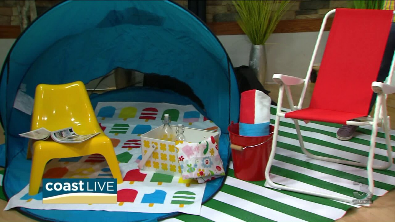 Getting ready for summer with IKEA outdoor ideas on CoastLive