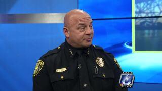 Interview with the chief spotlights spring break preparedness, police academy