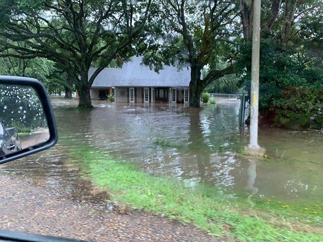 Heritage Drive Youngsville, courtesy Elizabeth LeJeune
