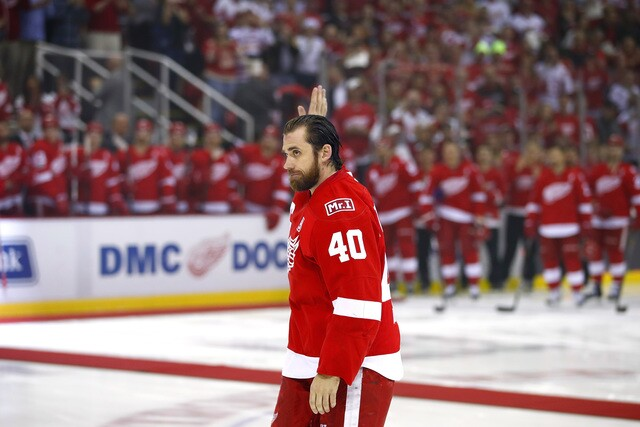 Photo gallery: Detroit Red Wings celebrate final game at Joe Louis Arena