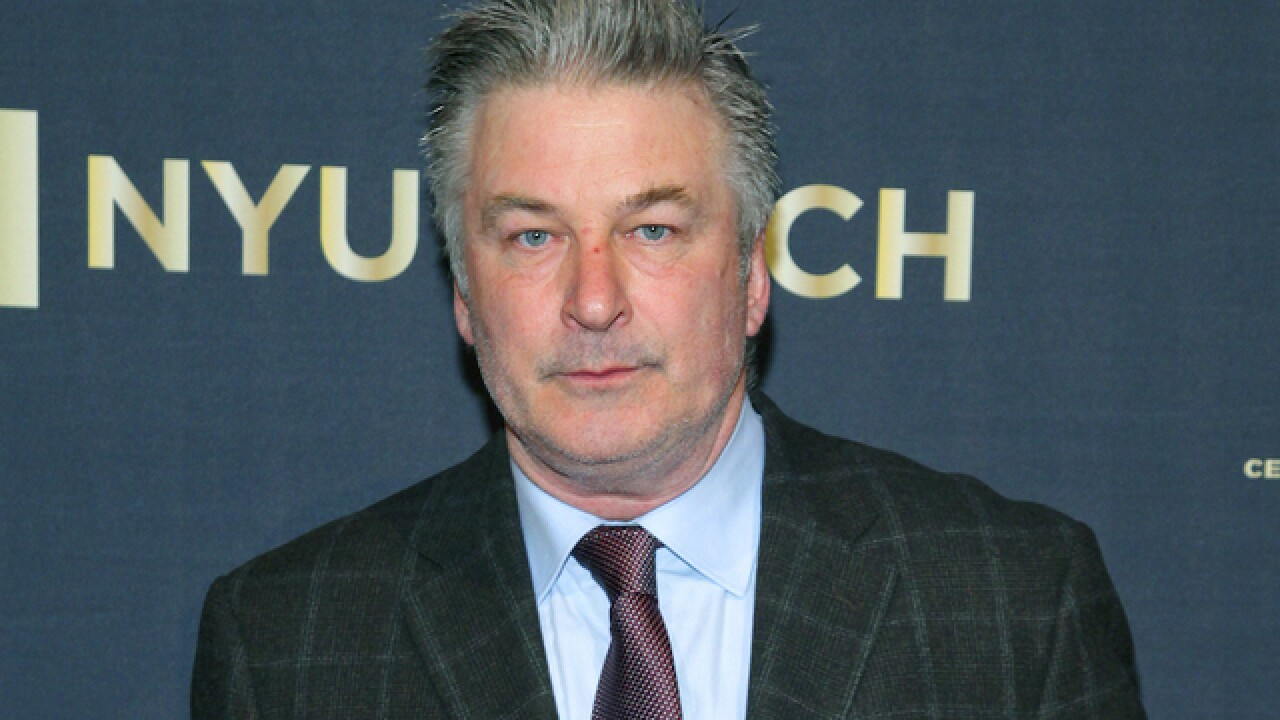 Alec Baldwin arrested in New York on assault charge