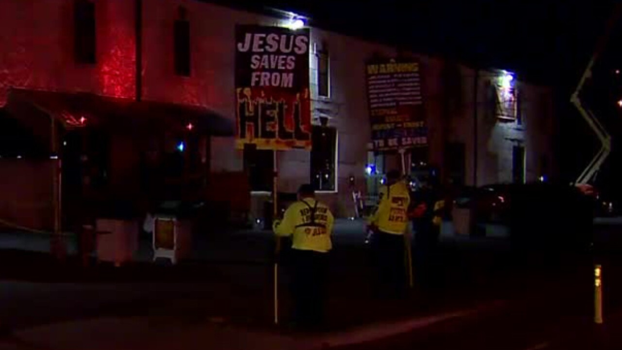 Popular Haunted House Protested On Halloween