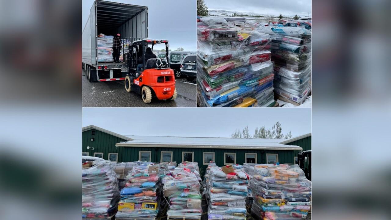 Stafford Animal Shelter donation.jpg