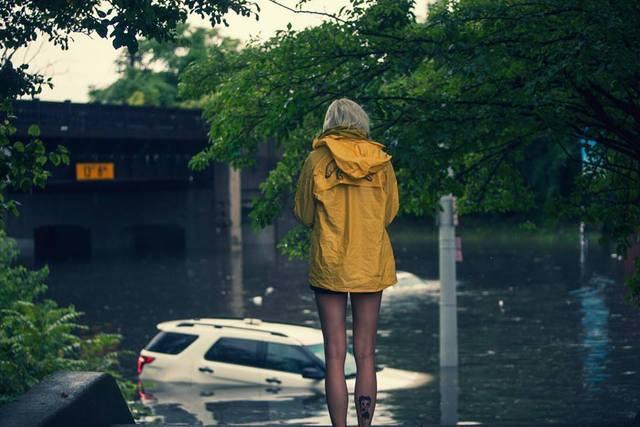 PHOTOS: Local photographer Joe Gall captures Detroit flood, damage with breathtaking images