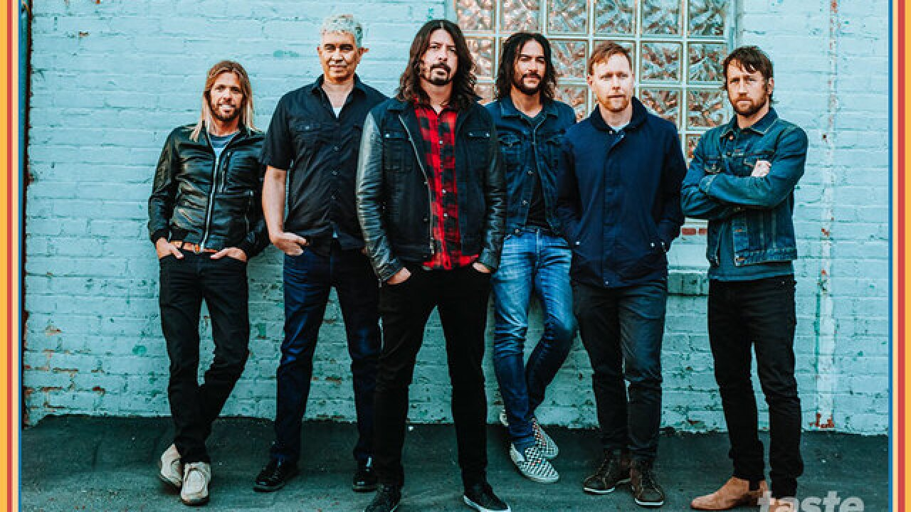Foo Fighters announce South Florida concert