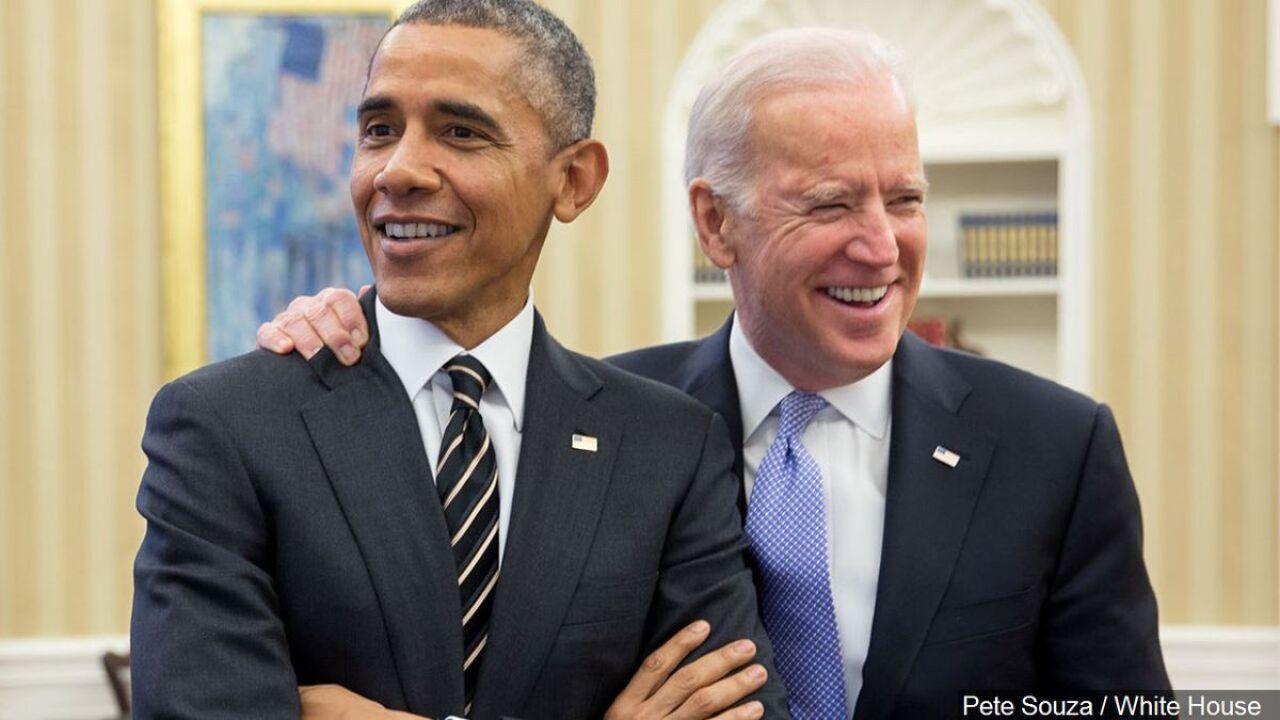 Joe Biden and Barack Obama stopping in Flint, Detroit on Saturday