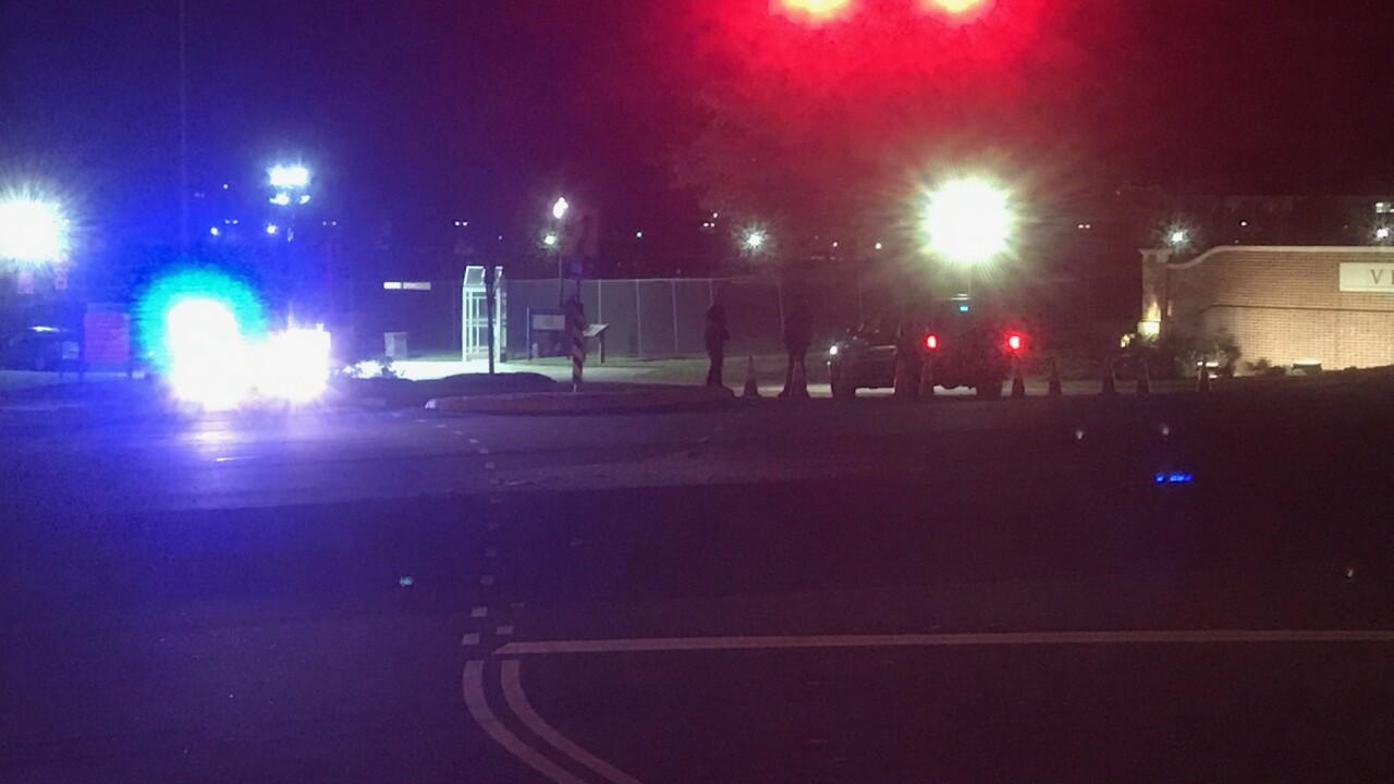Virginia State campus shooting: Student rushed tohospital