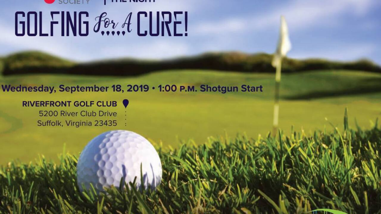 Blood Cancer Awareness Month: Leukemia & Lymphoma Society golfs for acure